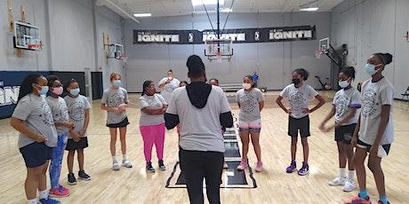 Sheri Sam & Antonio Davis Technology and Girls Basketball Skills Camp tickets