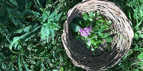 Basket Weaving and Mindfulness by the creek tickets