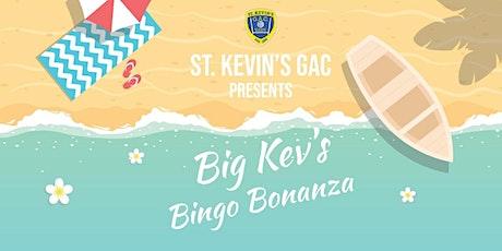 Big Kev's Bingo Bonanza tickets