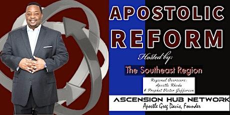 AHN Apostolic Reform Conference tickets