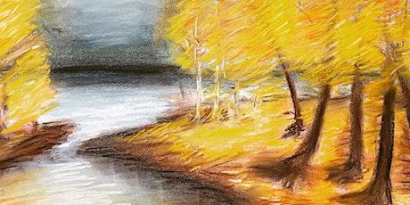 Autumn River Chalk Pastels 11/11 at Art Your Way Studio tickets
