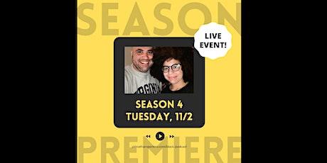 Black& Season 4 Premiere Live Event! billets