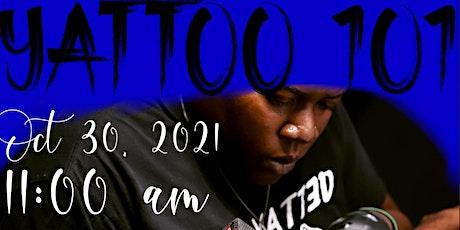 Yattoo 101 Webinar tickets