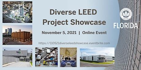 USGBC Florida Presents a Diverse LEED Project Showcase tickets