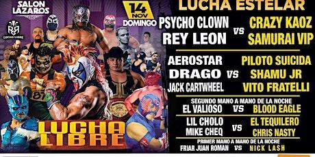 LUCHA LIBRE EN LOS ANGELES tickets