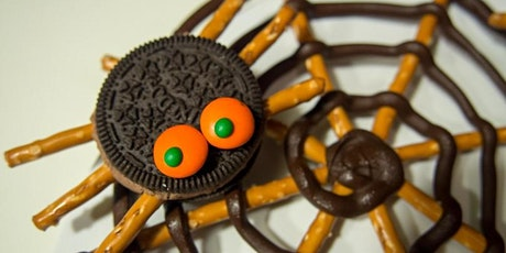 Online Cooking Workshop - Spooky Oreo Spiders  tickets