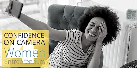 Confidence on Camera for Women Entrepreneurs tickets