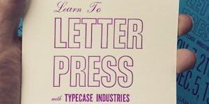 Parcel Market: Holiday Card Letterpress Workshop with...