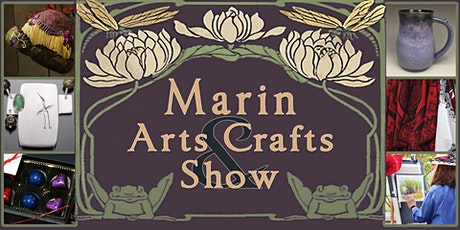 Marin Arts & Crafts Show tickets