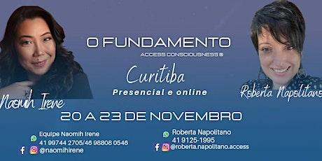 O Fundamento de Access Consciousness® com Naomih Irene e Roberta Napolitano ingressos