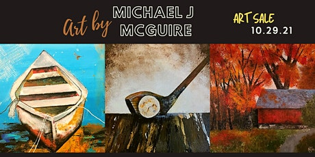 Michael J McGuire's 5th Annual Harbour Trees Art Sale tickets