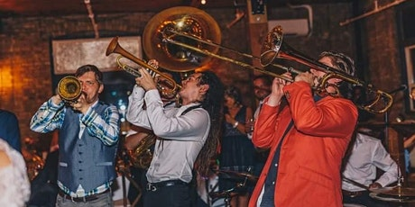 Quadratic Brass Party  ft. Shout the band tickets