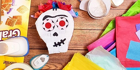 Free Piñata Workshop | Taller gratis de Piñata tickets