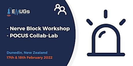 Nerve Block Workshop & POCUS Collab-Lab tickets