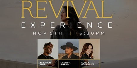 The Revival Experience tickets