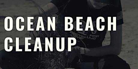 Ocean Beach Cleanup tickets