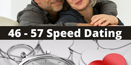 46-57  Speed Dating tickets