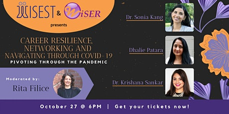 Career Resilience, Networking, and Navigating through COVID-19 tickets