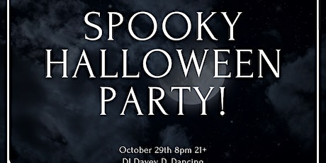 Girrl Let's Go Out - Halloween Party tickets