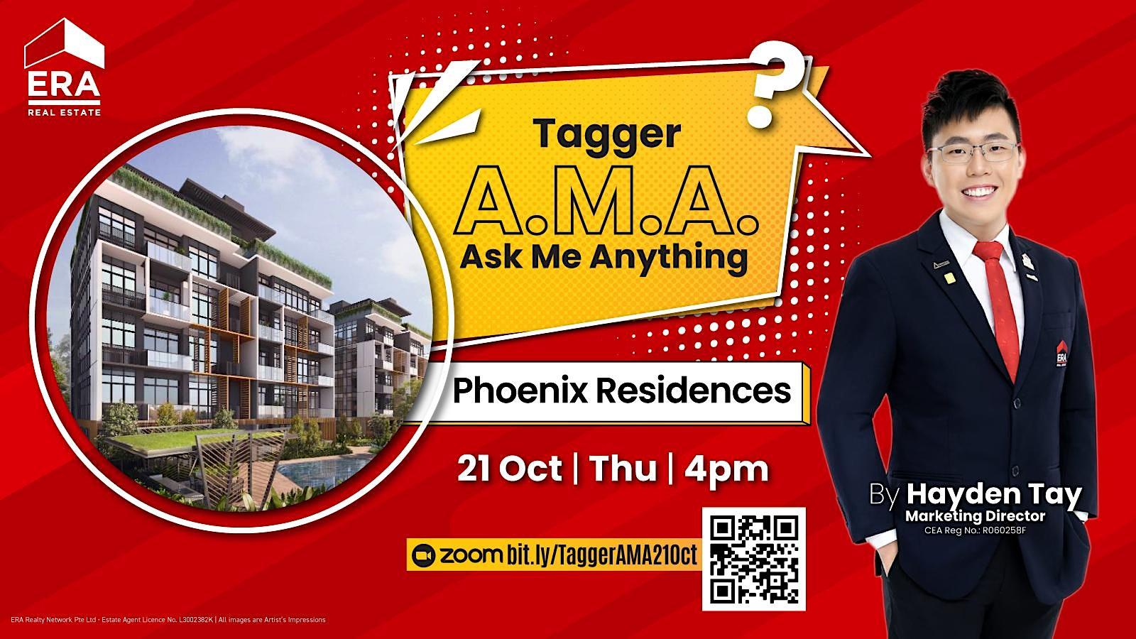 Tagger A.M.A  Pheonix Residences