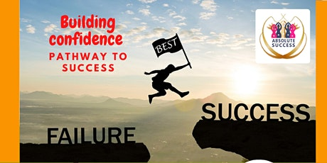 Build Confidence & How to succeed at success  ( WIT  5 ) Int'l tickets