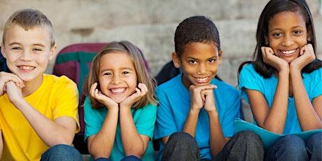 Mental health tips for parents of  primary school children- Online tickets