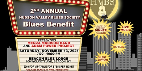 2nd Annual HVBS Blues Benefit tickets