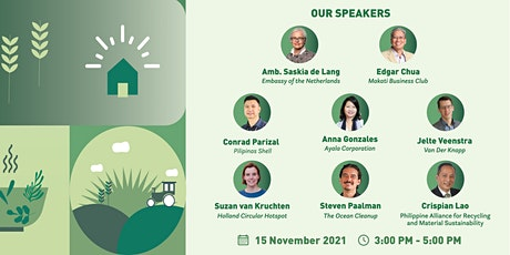 The Future of Circular Economy in the Philippines tickets