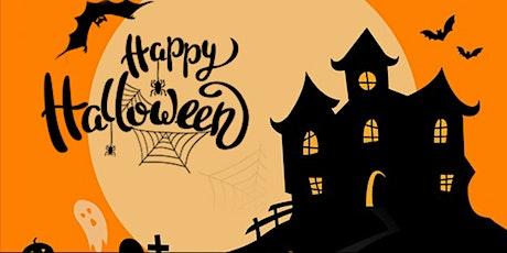 SRSA Halloween Social: Virtual Murder Mystery tickets