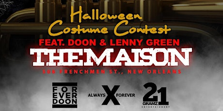 Smokin' on Some Brass Live Show and Halloween Costume Contest tickets