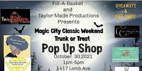 Magic City Classic Pop Up Shop tickets