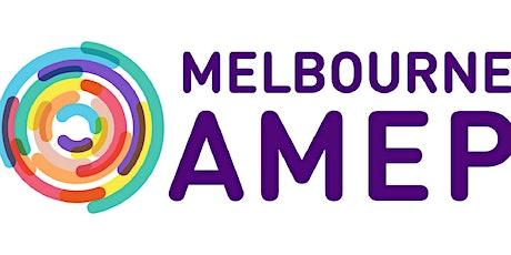 MELBOURNE AMEP Forum for JVES Providers & Community Employment Connectors tickets