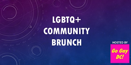 LGBTQ+ Community Brunch tickets