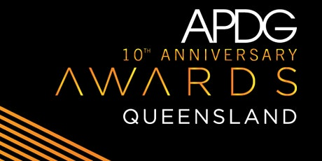 10th Anniversary APDG Awards - Virtual Event tickets