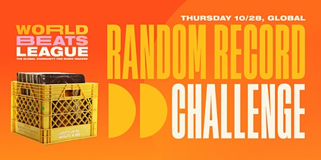 Random Record Challenge | World Beats League tickets
