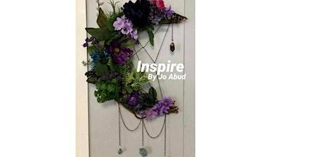Goddess Moon Crystal Wreath Making tickets