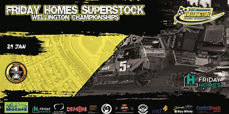 Friday Homes Wellington Superstock Championships tickets