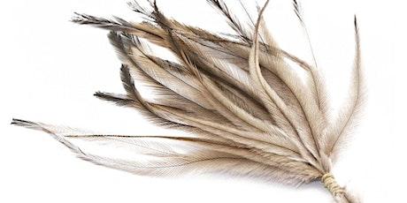 Emu Feather Beading Workshop tickets