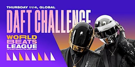 Daft Challenge | World Beats League tickets