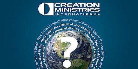 Creation Ministries International Event - Halifax tickets