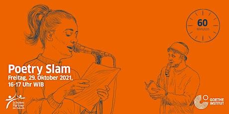 60 Minuten - Poetry Slam tickets