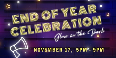 End of Year Celebration Dinner 2021 tickets