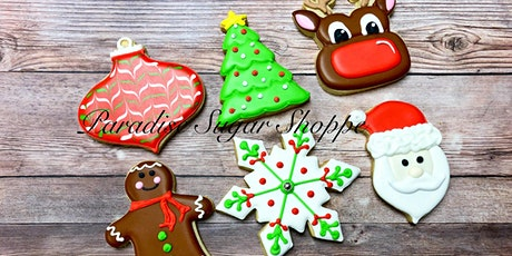 Copy of Cookie Decorating Class - Christmas Theme FREE DRINK! tickets