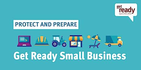 Get Ready Small Business Webinars tickets
