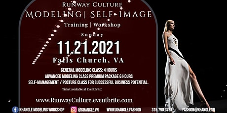 Fashion Runway Modeling / Self-Image Management Workshop tickets