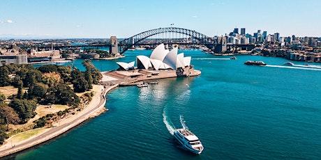 Updates Austrália: Fronteiras, Intercâmbio  e Imigração ingressos