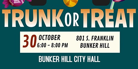 Trunk or Treat City Hall tickets