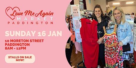 Love Me Again Market - Paddington - January tickets