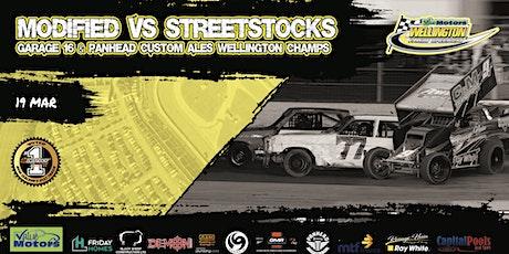 Wellington Modified & Streetstock Champs tickets