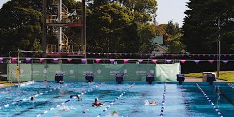 50m Pool Swim Session- Saturday 23 October tickets